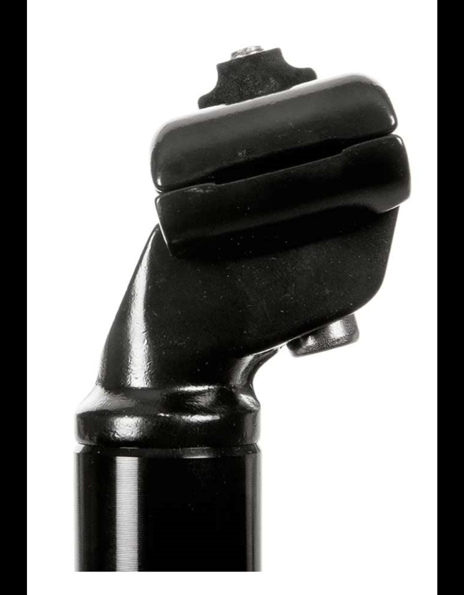 EVO EVO E-Force AL Seatpost Black - 400 X 26.2mm