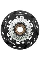 SHIMANO Shimano MF-TZ510 7 Speed Freewheel Mega Range 14-34T