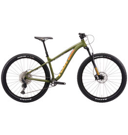 KONA Kona Honzo (29er) Satin Fatigue Green