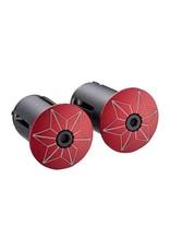 Supacaz Supacaz Super Sticky Kush - Silicone Gel Handlebar Tape - Red