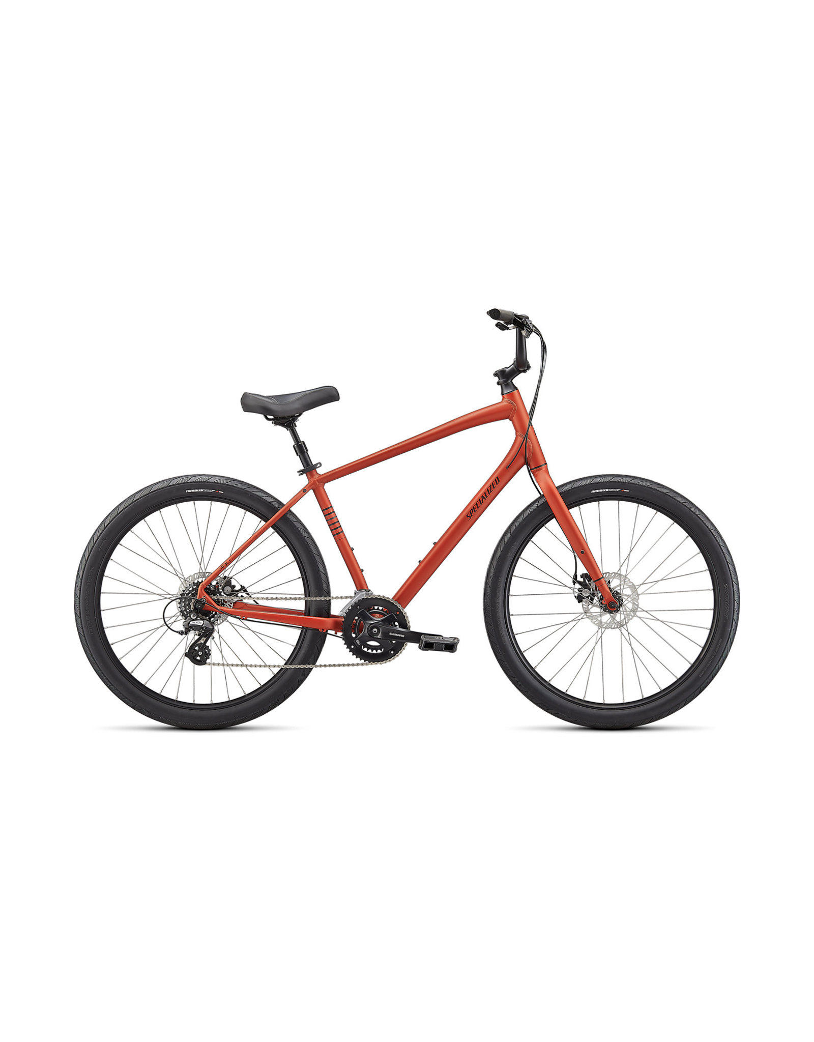 SPECIALIZED Specialized Roll Sport Redwood/Smoke/Black
