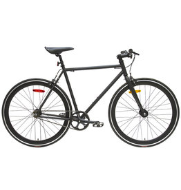 Damco - Single Speed, Flat Bar, Matt Black