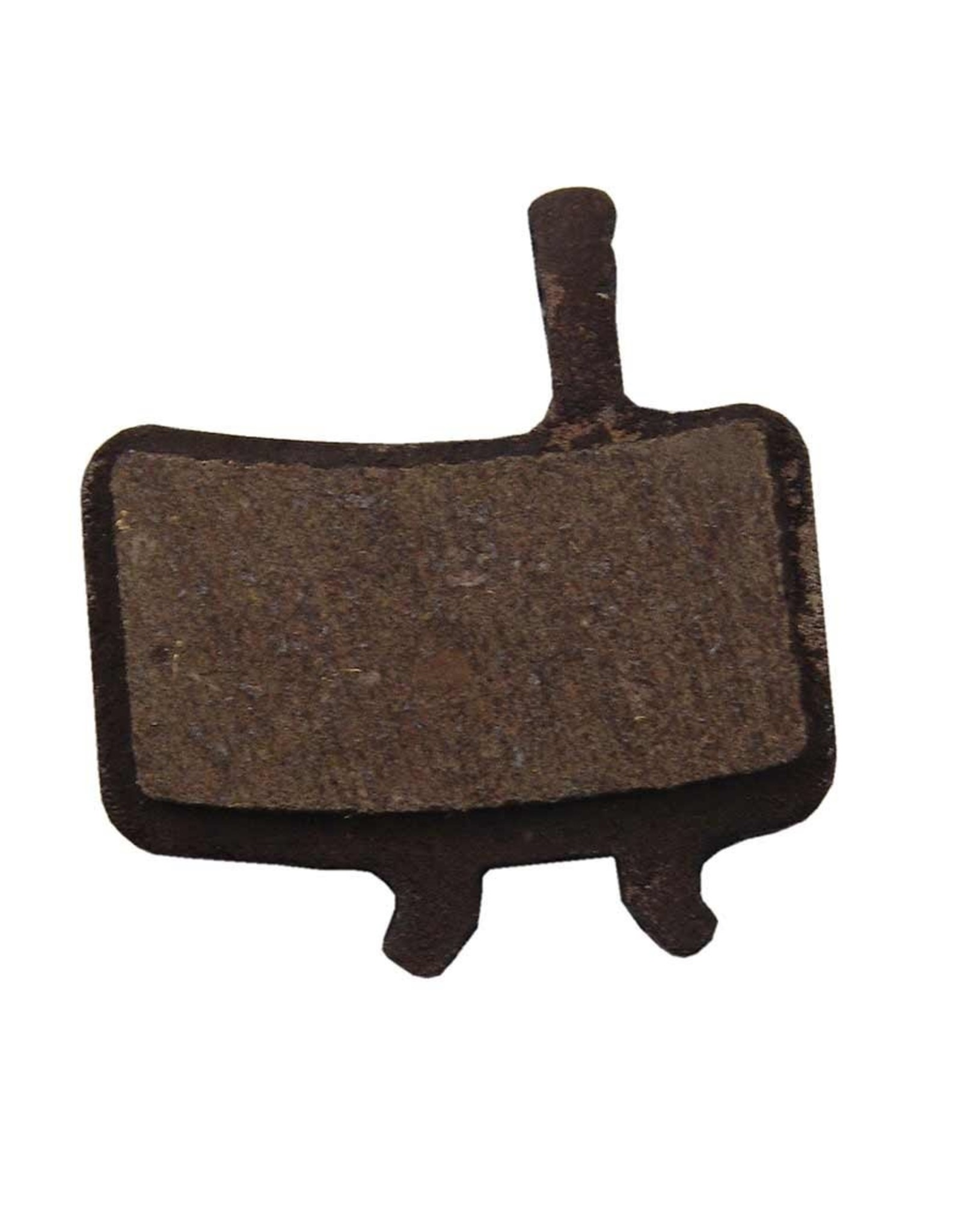 AVID Avid - Juicy & BB7, Disc brake pads, organic (Quiet), Steel back plate, pair