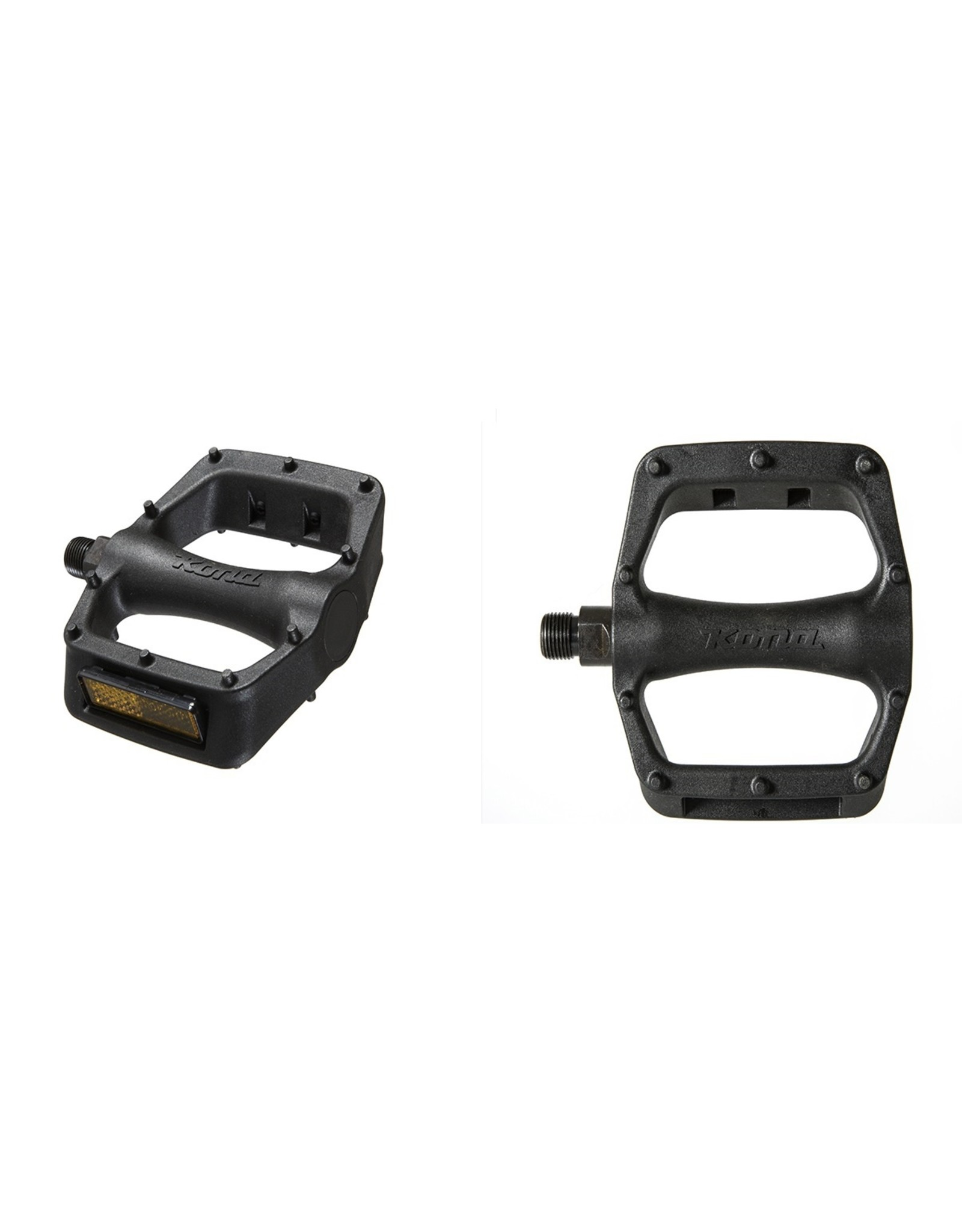 KONA Kona JS2 Pedals Plastic Single