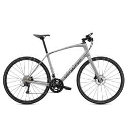 SPECIALIZED Specialized Sirrus 4.0 Satin Flake Silver/Charcoal/Black Reflective M