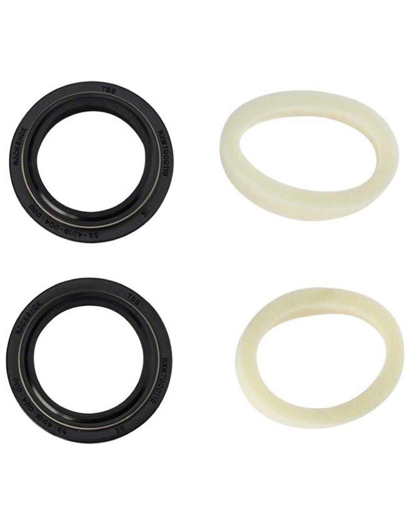 ROCKSHOX RockShox  Dust seal with foam ring 32mm/ 10mm