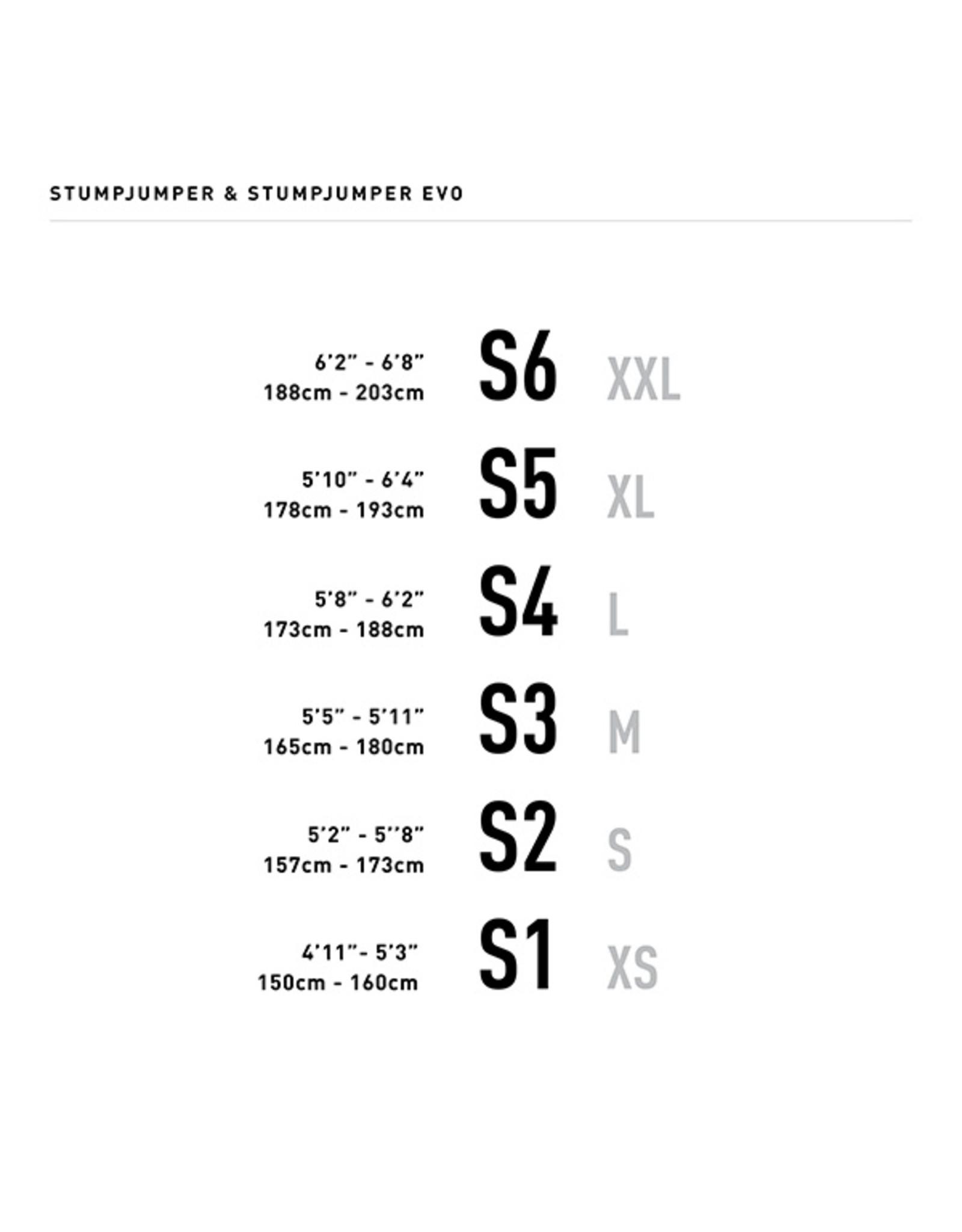 SPECIALIZED Specialized Stumpjumper Evo Comp Doppio/Sand S4