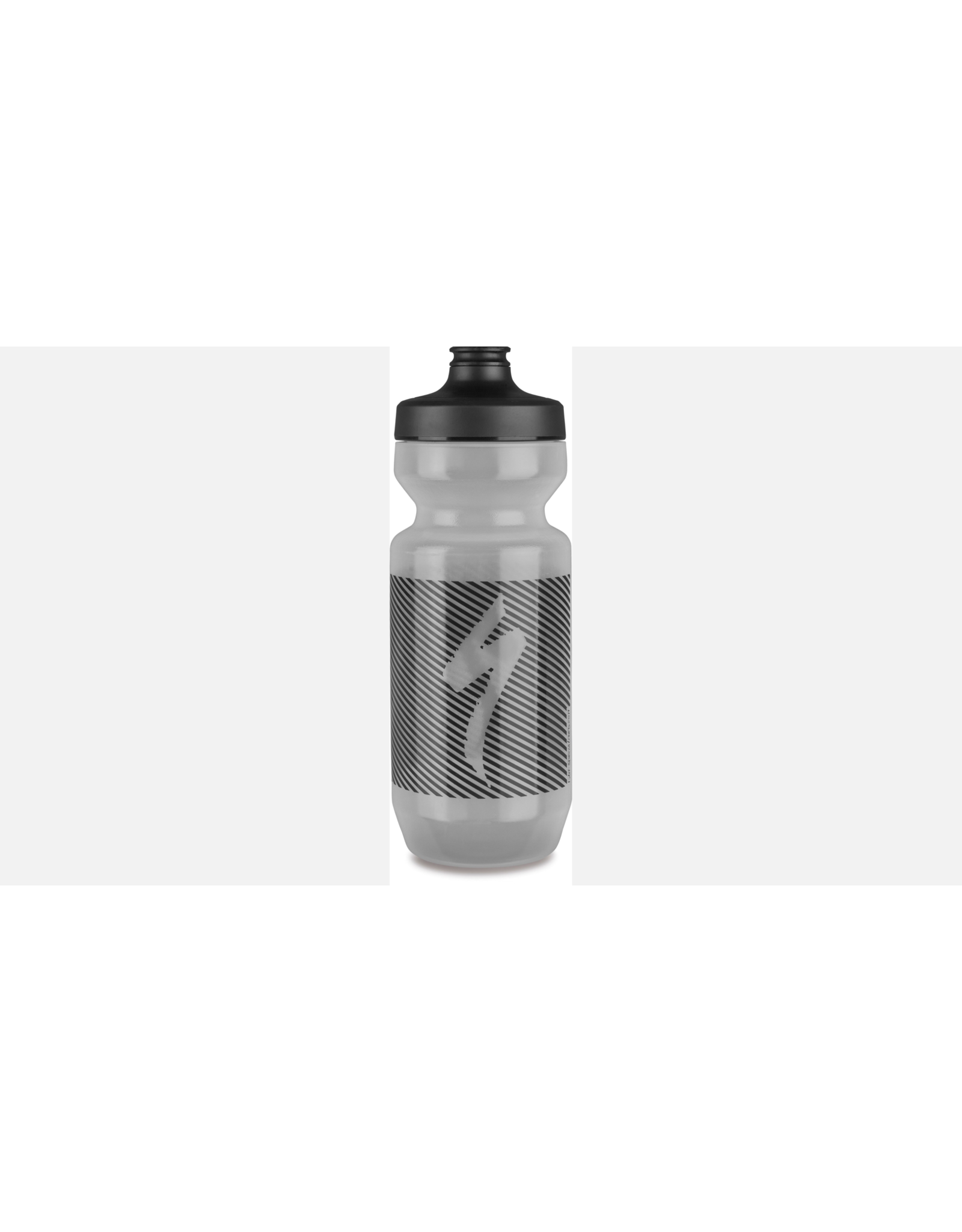 SPECIALIZED Specialized Purist WaterGate Water Bottle SBC Translucent S-Logo 22 Oz