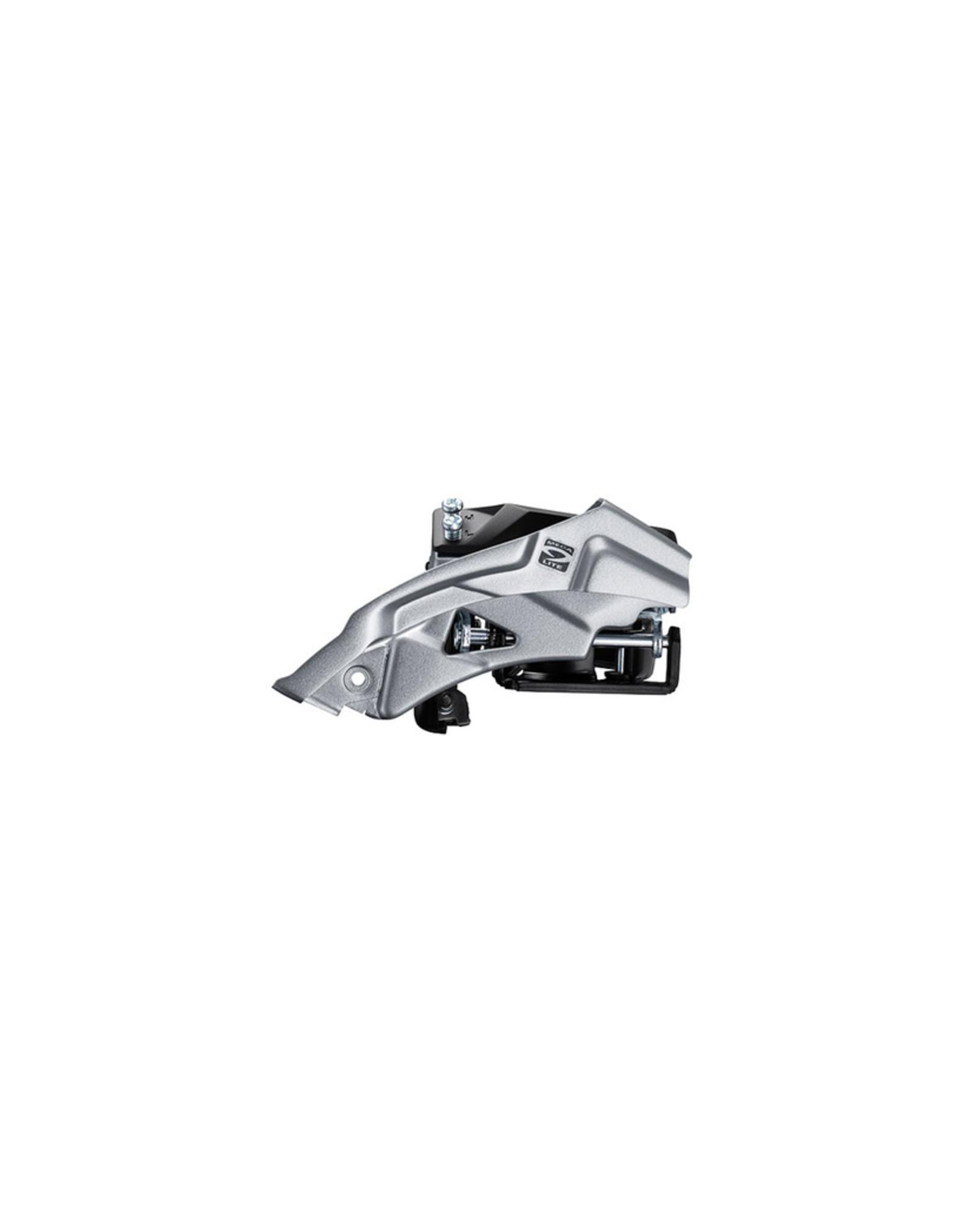 SHIMANO Shimano Front Derailleur, FD-M2000, Altus, Down-Swing Dual-Pull, For 3 x 9