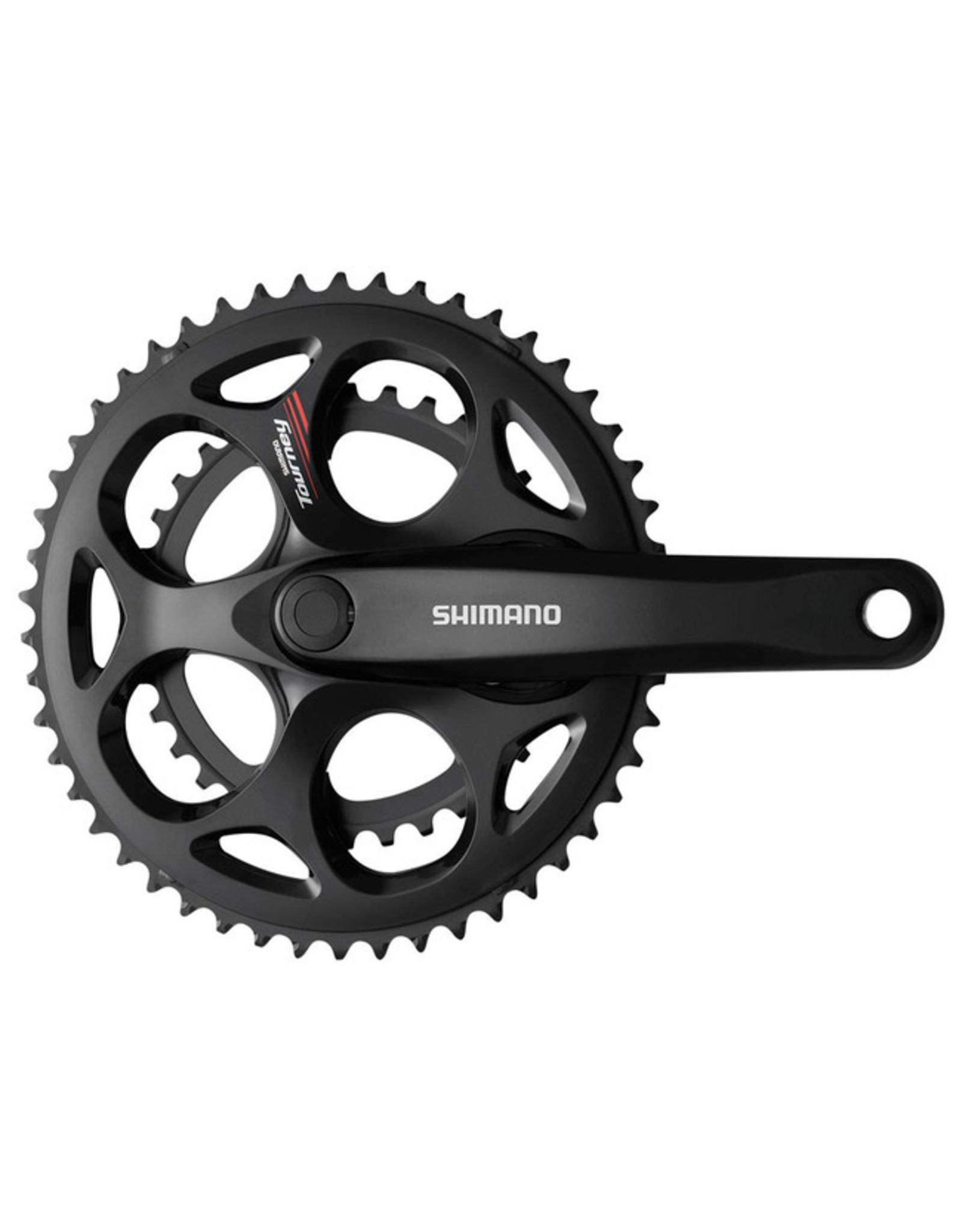 SHIMANO Shimano Front Chainwheel, A070 FC-A070, 170mm 50x34, W/O Chainguard W/O Fixing Bolt