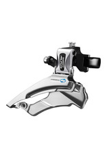 SHIMANO Front Derailleur FD-M313 Altus Down- Swing Dual-Pull For Rear 7/8-Speed Band Type 34.9m(W/31.8 & 28.6mm Adapter) For 42/48t CS-Angle:63-66