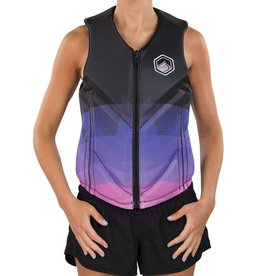 Liquid Force Womens Happy Hour - Blk/Prp