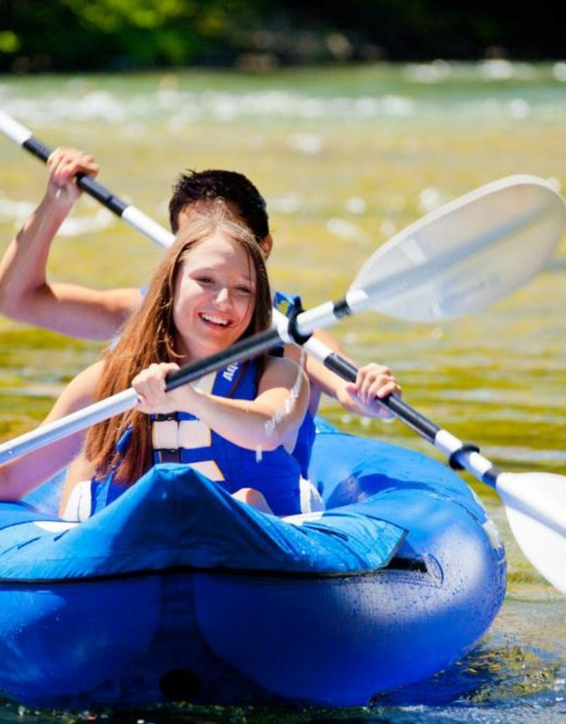 Aquaglide Yakima 2 Person Inflatable Kayak