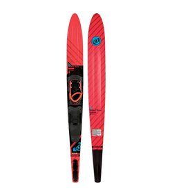 O'Brien World Team w/ Front Binding and RTP