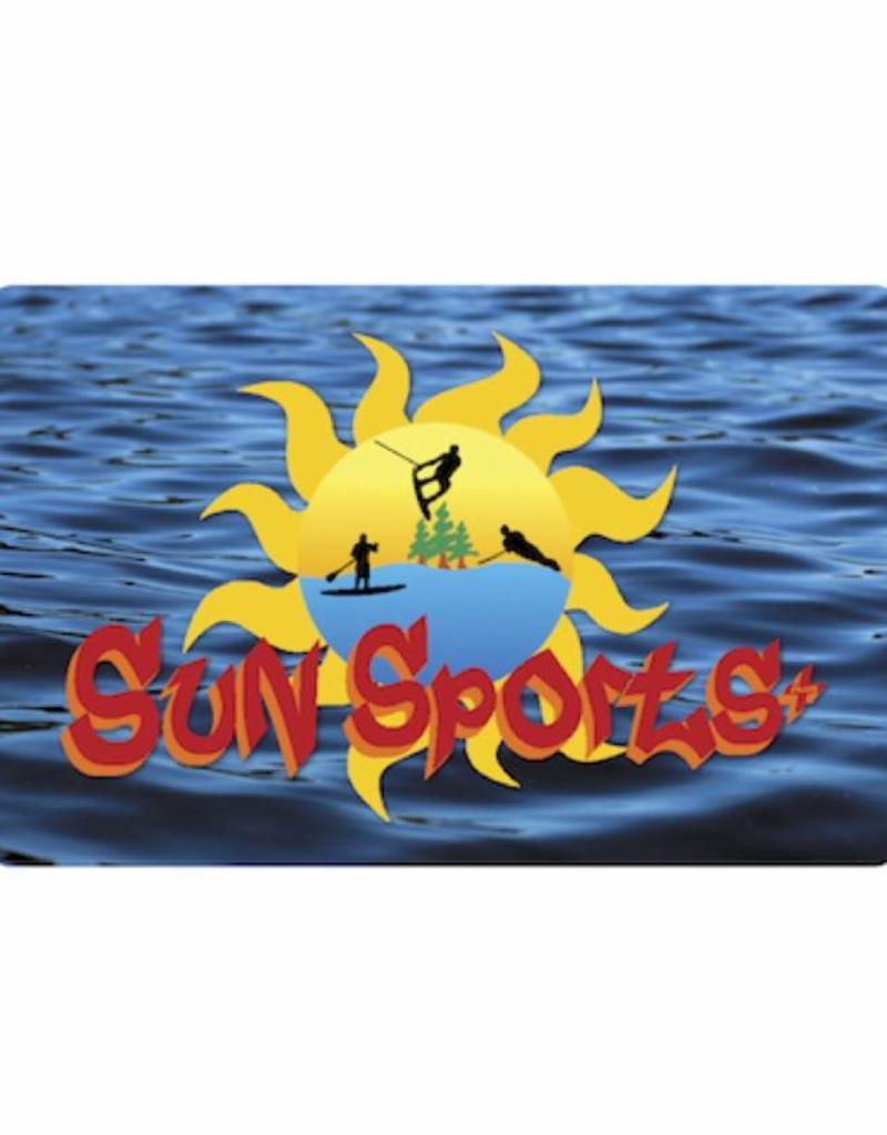 Sun Sports Gift Card