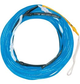 Hyperlite Accurate 70 ft X Line Cable Mainline rope - Neon Blue