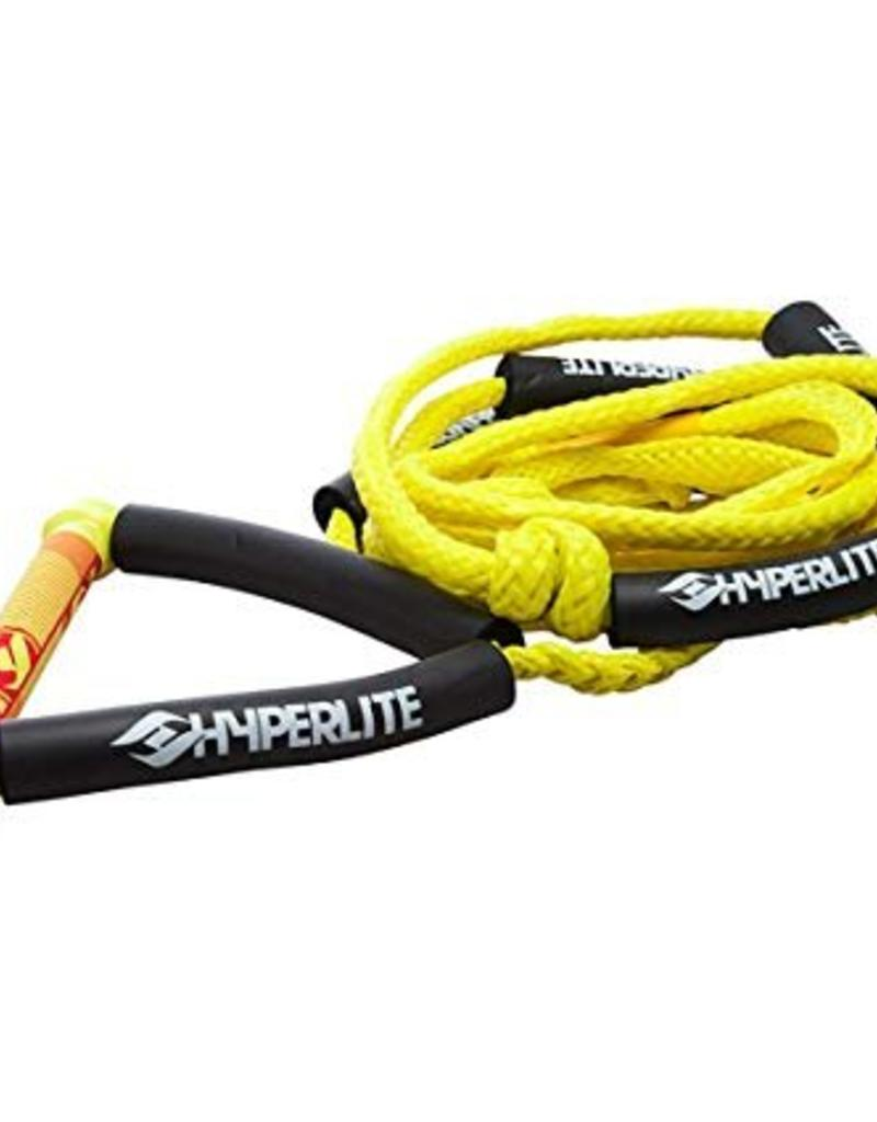 Hyperlite  20 ft Surf Rope and Handle Combo Pack
