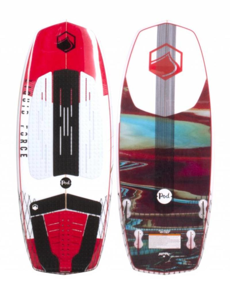 "Liquid Force Pod 4'3"" Wakesurfer 2017"