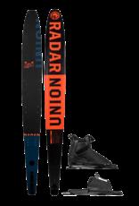 Radar Union Slalom Ski w/ Prime Boot and ARTP 2019