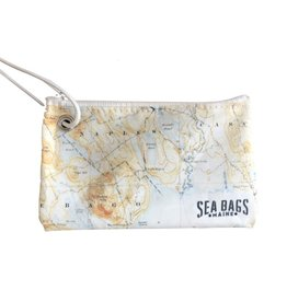 Sea Bag Naples Wristlet