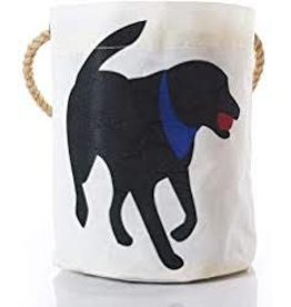 Sea Bag Sea Bag Beverage Bucket Bag Black Lab