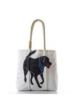 Sea Bag Sea Bag Tote Black Lab Medium