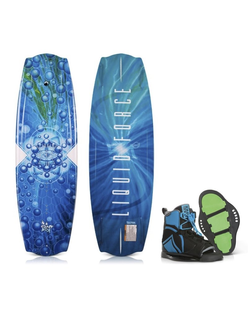 Liquid Force Trip Wakeboard w/ Index  Boot 2019