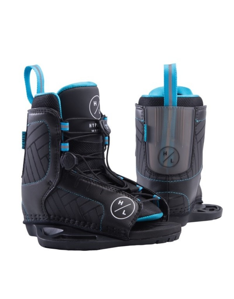 Hyperlite 120 Murray Jr Wakeboard w/ Boys Remix Boot 2019