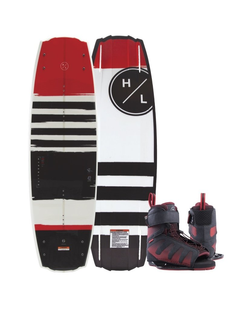 Hyperlite Franchise Wakeboard w/ Session Boot 2019