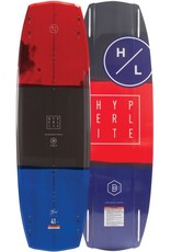 Hyperlite Baseline Wakeboard w/ Blue Remix Boot 2019