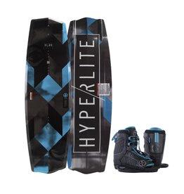 Hyperlite 125 State Jr w/ 4-8 Blue Remix 2019