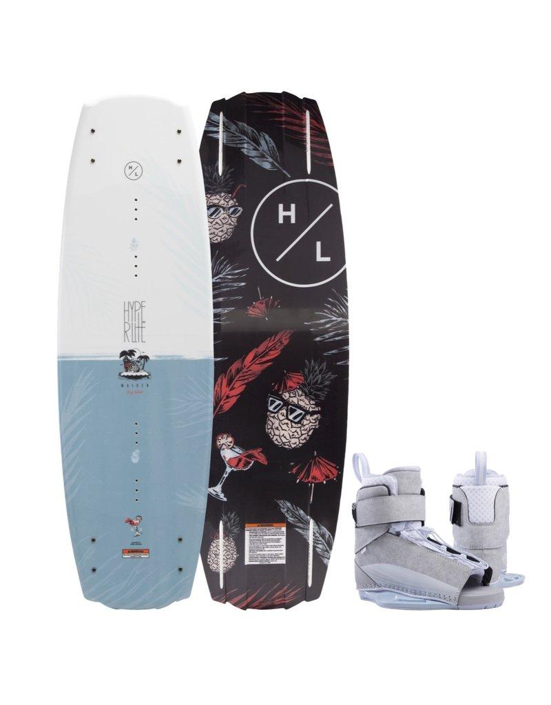 Hyperlite Maiden Wakeboard w/ Viva Boot 2019