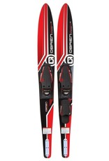 O'Brien Celebrity Red 68'' w/X-7 & RT Combo Skis