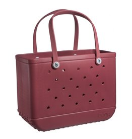 Bogg Bag Large Bogg - Burgundy