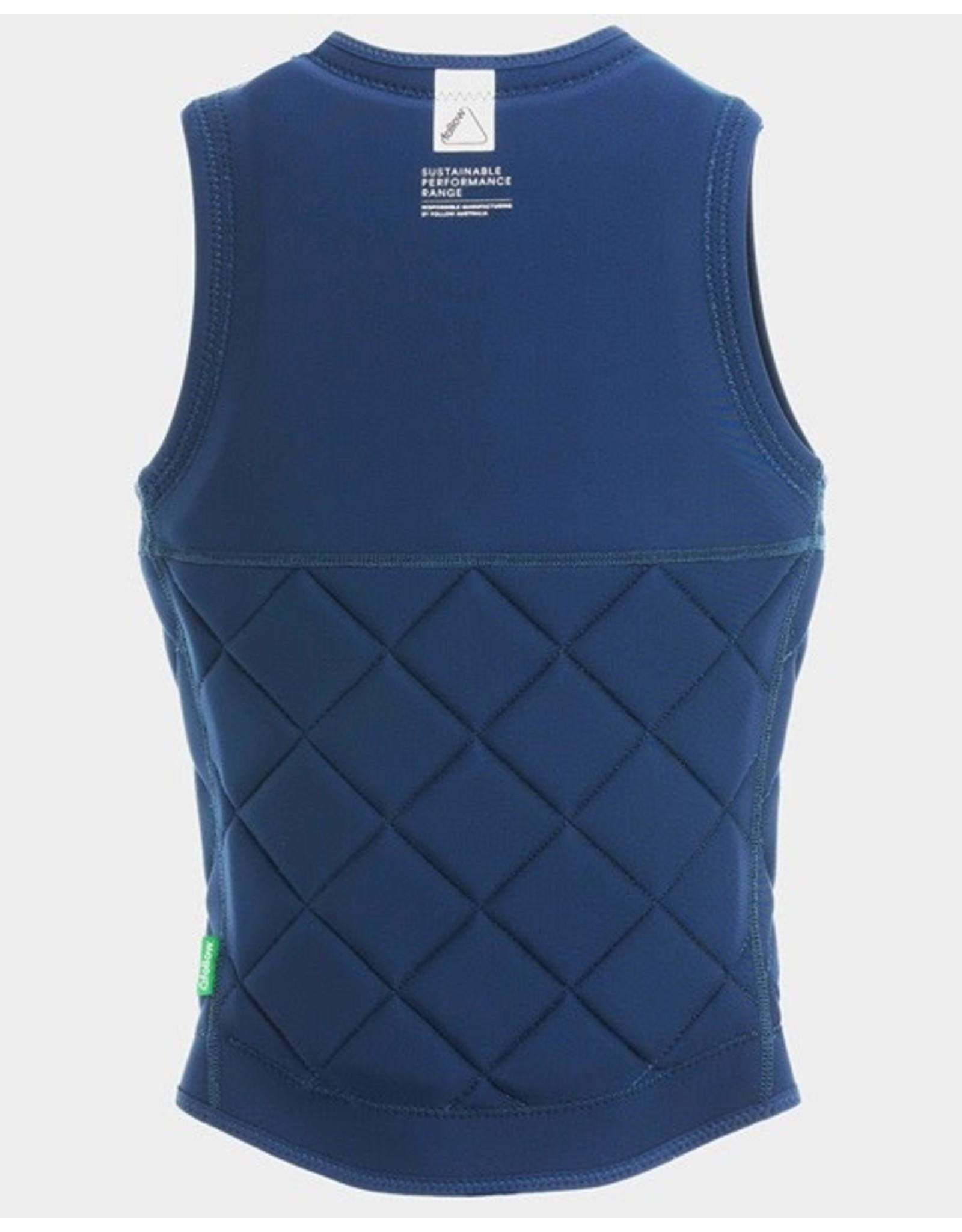 Follow S.P. R Freemont Ladies Jacket - Blue