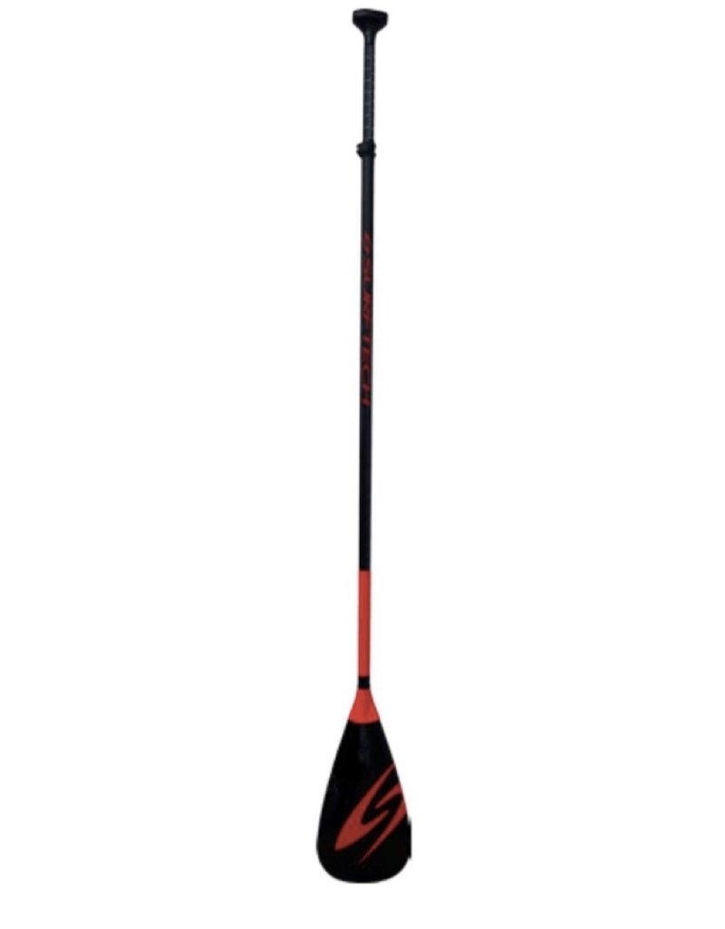 Surftech C62 2 Piece Adj Paddle - Red