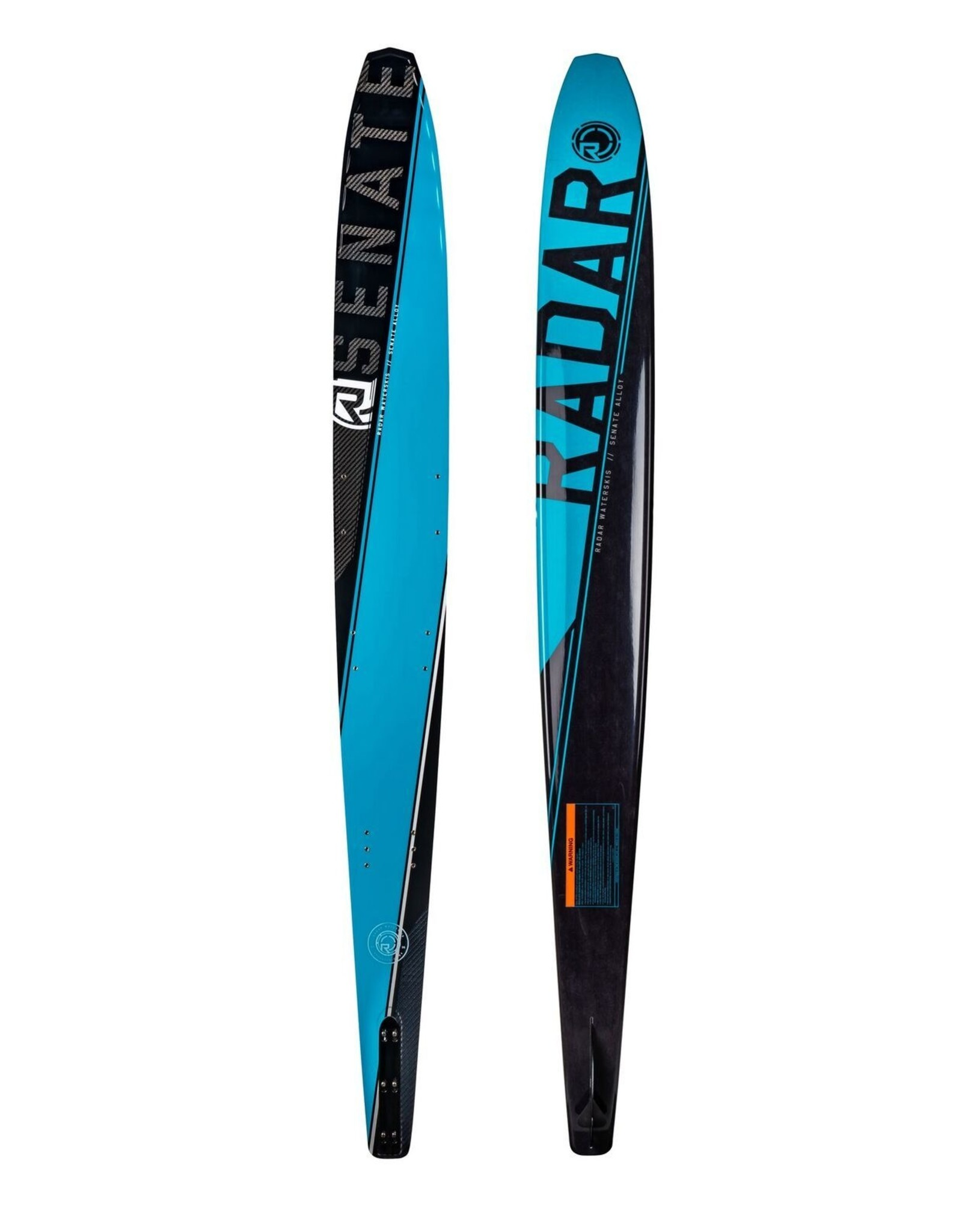 Radar 2020 Alloy Senate Slalom Ski 71""