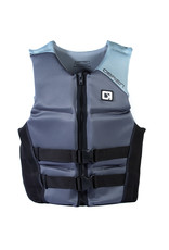 O'Brien Vest, Mens V-Back Grey