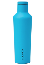 Corkcicle Canteen - 16oz Neon Lights Neon Blue