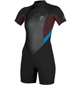 O'Neill Womens Bahia SS Short Wetsuit