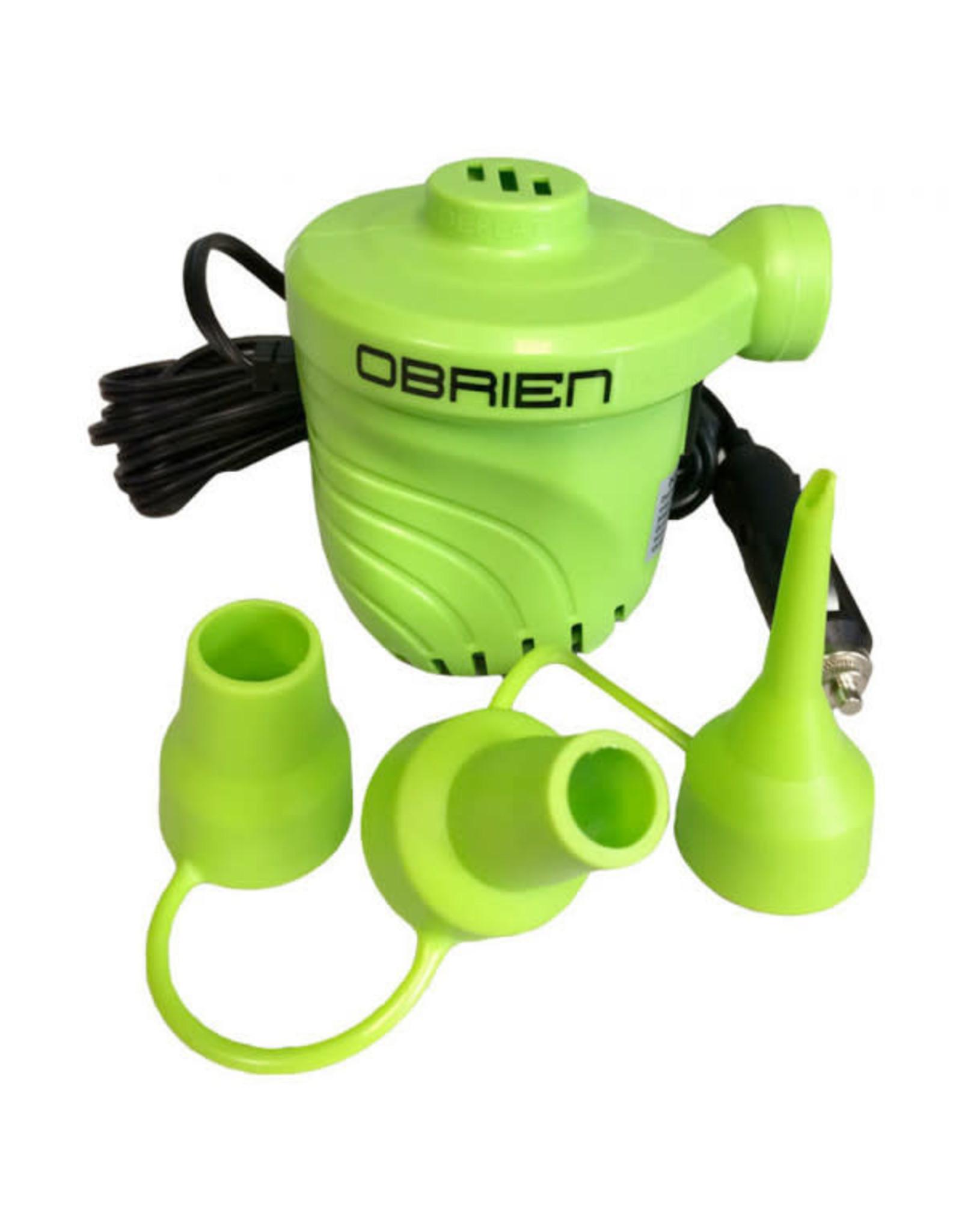 O'Brien 12V Inflator-PSI 1.2 Green