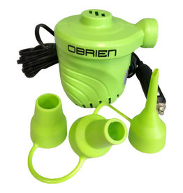 O'Brien 12V Inflator-PSI 1.2 Green