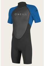 O'Neill YTH REACTOR-2 2MM BZ S/S SPRNG BLK/OCEAN