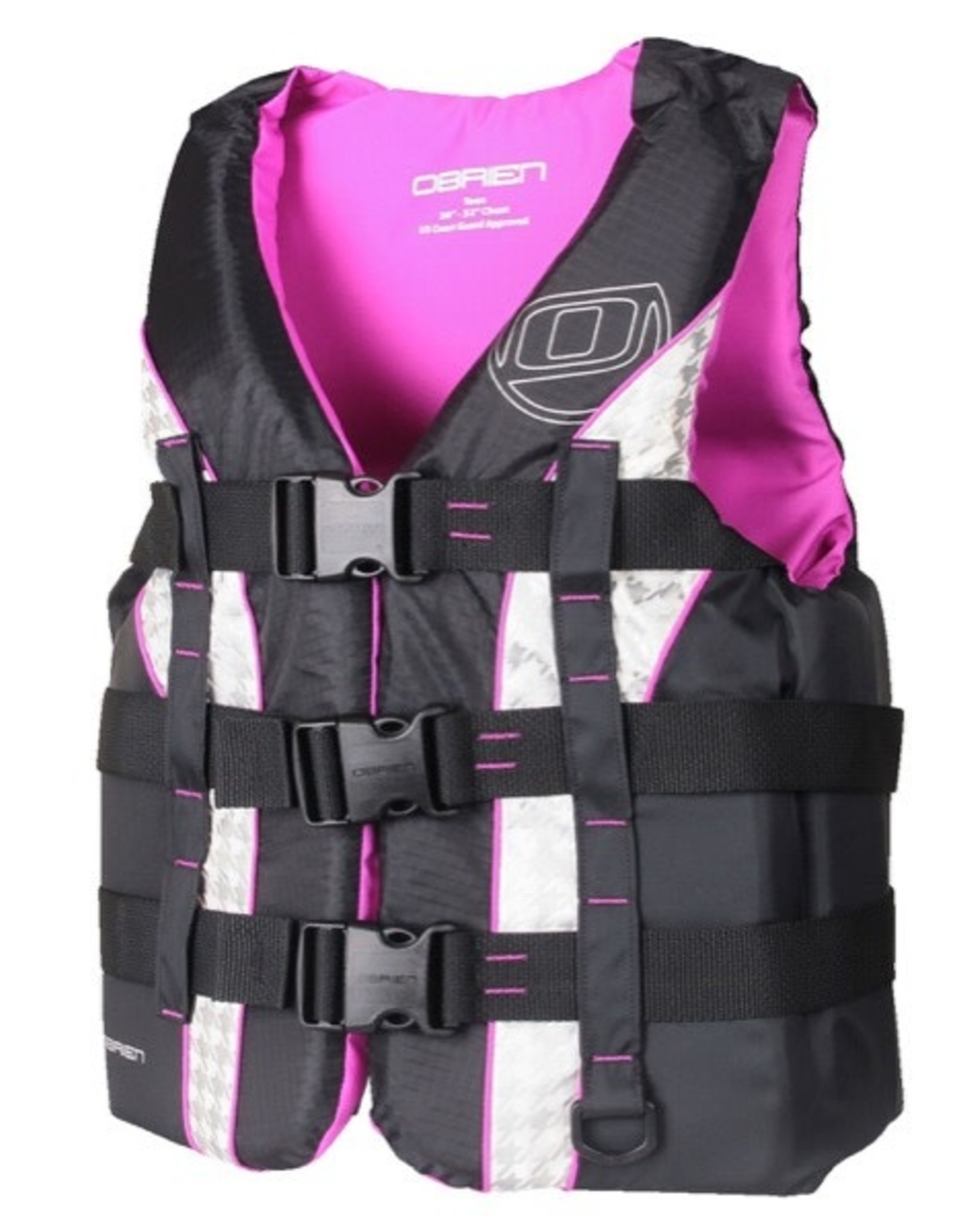 "O'Brien Girls Teen Nylon Vest (28""-32"") - Purple"