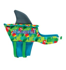 O'Brien Margaritaville Pet Vest (Green)