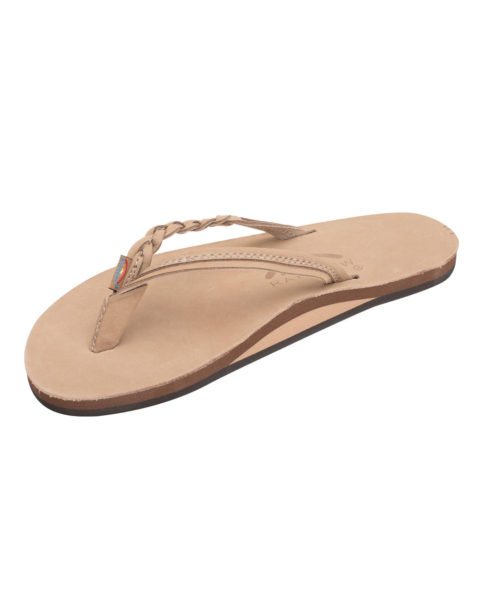 Rainbow Sandals Women's Flirty Braidy