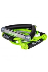 Ronix Bungee Surf Rope Green / Silver