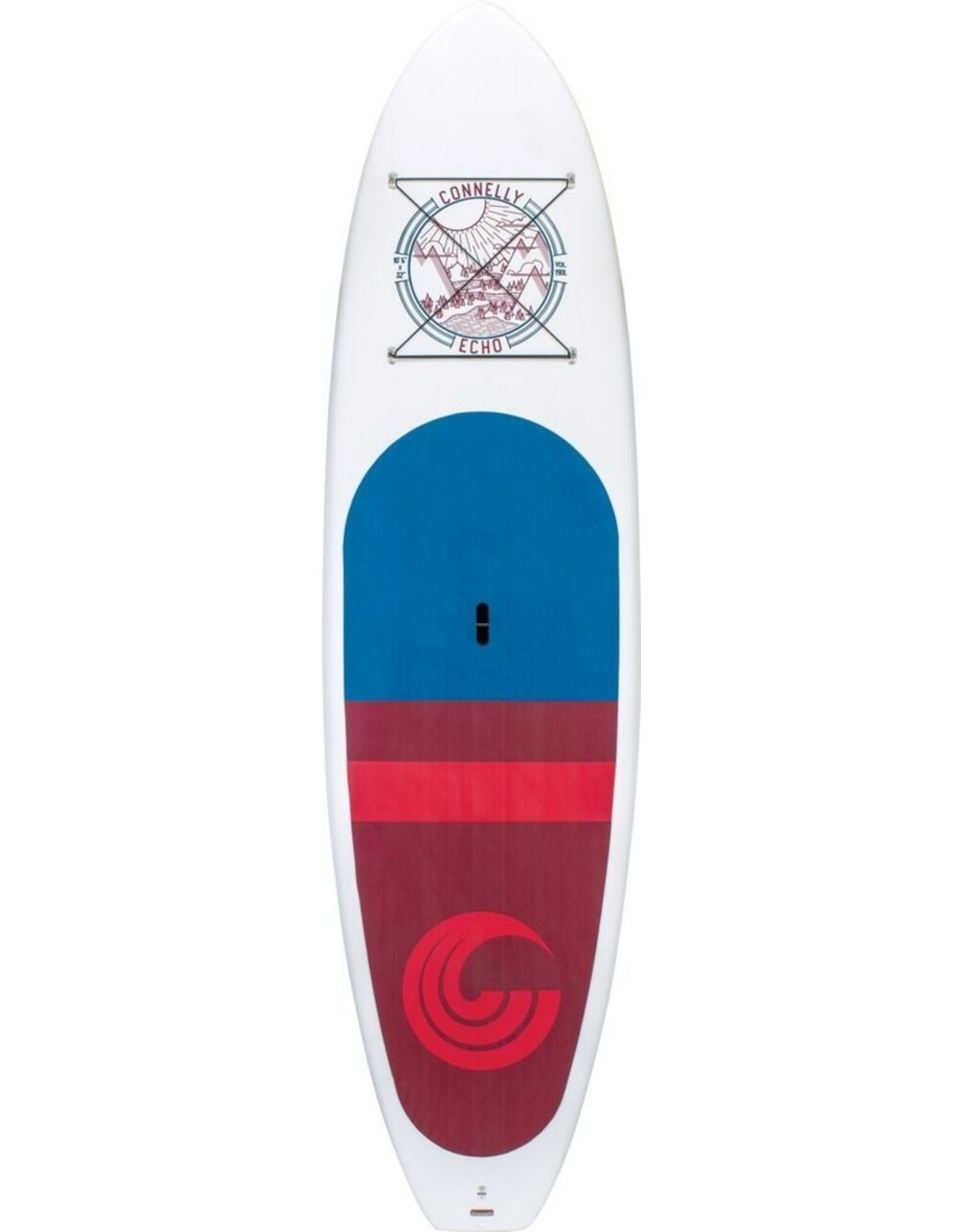 "Connelly 10'6"" ECHO SUP BOARD"