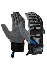 Radar Voyage - Glove - Black / Silver / Blue