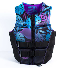 O'Brien HMZ Vest Ladies Flex V Back
